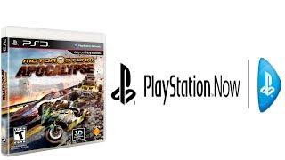 PlayStation™Now MotorStorm Apocalypse on PC