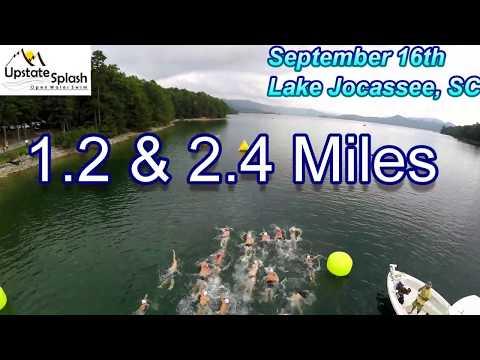 2017 Upstate Splash Charity Open Water Swim