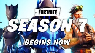 *NEW* SEASON 7 BATTLE PASS SKINS LEAKED! (Fortnite: Battle Royale)
