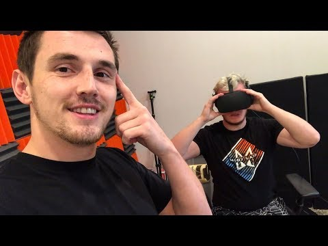 VIRTUAL REALITY DATE w/MINI LADD!