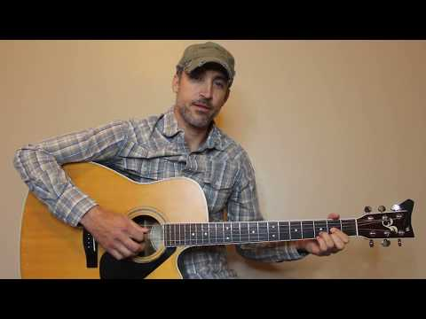 Every Now And Then - Garth Brooks - Guitar Lesson | Tutorial