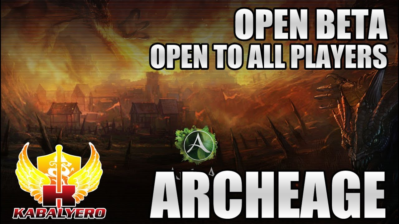 ArcheAge Open Beta
