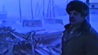 Снос старого города Нерюнгри, Якутия, 1990