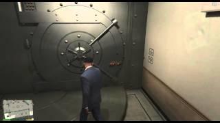GTA 5 Gizli banka