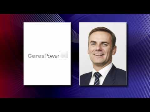 More partners to come for Ceres Power as reputation grows - CEO