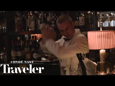 The Beaumont Hotel | Hotel Stories I Condé Nast Traveler