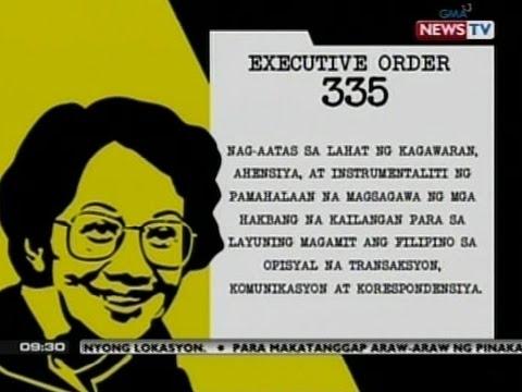 tagalog na thesis na may panimula