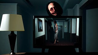 A Scary Girl is Staring At You it's probably in your room Right Now Just Staring In These 2 Games