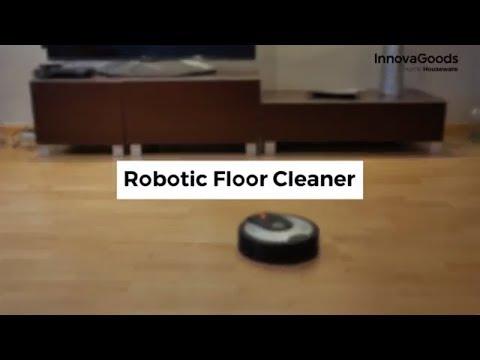 InnovaGoods Home Houseware Robotic Floor Cleaner