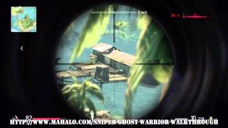 Sniper: Ghost Warrior Walkthrough - Mission 7: On Your Own 1/2
