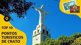 10 pontos turisticos mais visitados do Crato