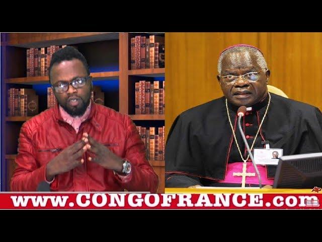 Congofrance cardinal monsengwo coup d'etat ?  balingi ba simbisa ye touche actualite 29 dec. 2017