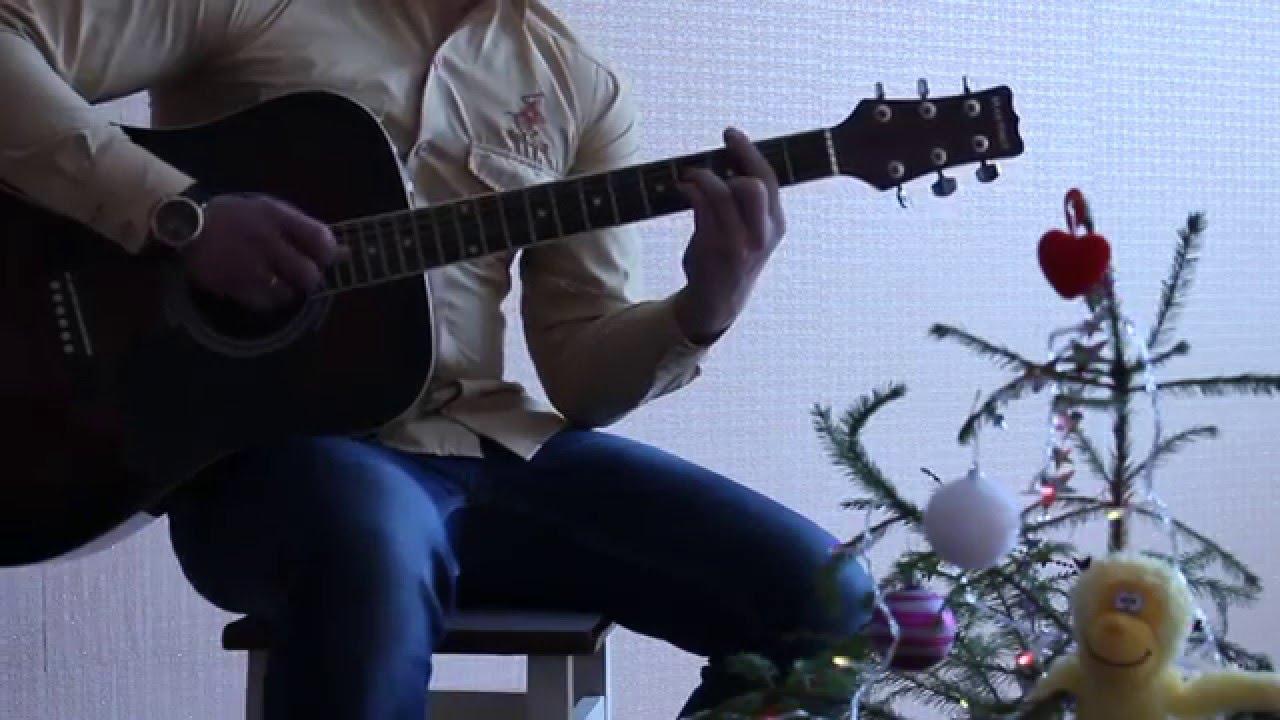 Сыграл на гитаре - Чувства ( 2016 )рэп  под гитару