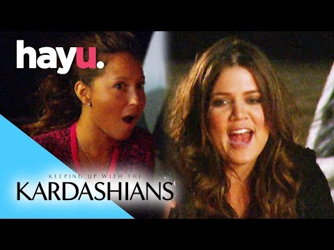 Adrienne's Dad Freaked Out by the Kardashians | Keeping Up With The Kardashians