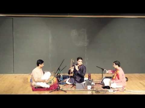 Sri Rama Ramani Manohara - Mohana Ragam- Flute Kutcheri
