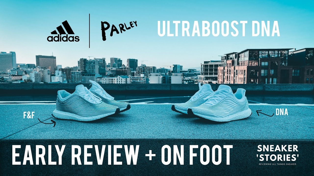 Adidas x Parley Ultra Boost DNA + Friends & Family Comparison (REVIEW + ON FOOT)