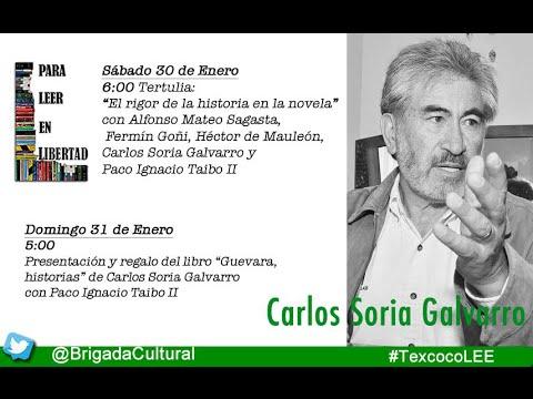 """""""Guevara, historias"""" de Carlos Soria Galvarro"""