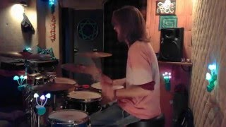 ozric tentacles attack of the vapours marco mela giacobbi drums
