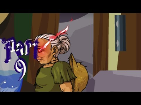 "DragonFable: Book 1 - ""Part 9"" Sepulchure Saga: The Falconreach Spy!"