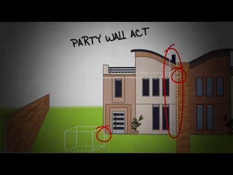 Prinsegate - Chartered Surveyors: Party Wall Explanation