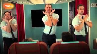 Teaser de 'Los Amantes pasajeros' de Pedro Almodóvar  - Trailer