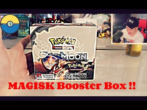 P.5 - BOOSTER BOX ÖPPNING PÅ DET NYA BURNING SHADOWS!