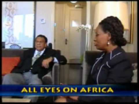 Interview with Amb. Andrew Young