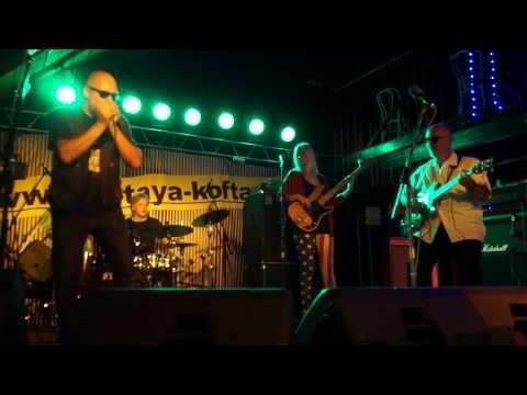 "Blues Company, Germany, Part 2 Концерт в клубе ""Маяковский. Жёлтая кофта"" 11/09/2013"