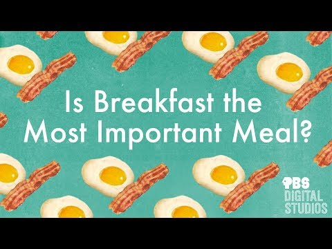 Is Breakfast the Most Important Meal? Mp3