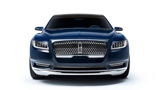New Lincoln Continental Car Unveiled to Revive Brand