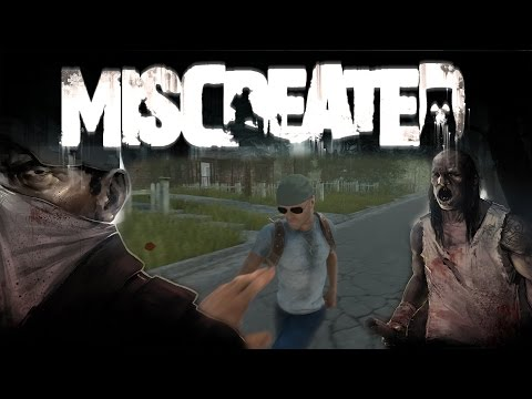 Miscreated Gameplay Part 1   WE KILL A MAN!   Pre-Alpha Footage
