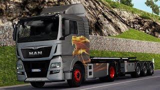 [1.34] Euro Truck Simulator 2 | Next Gen Physics | Mods