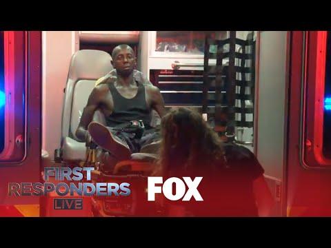 Paramedics Assist Man Shot In Genitals | Season 1 Ep. 2 | FIRST RESPONDERS LIVE