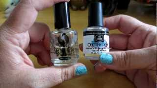 Fast Dry Topcoat Showdown- Seche Vite vs. Out the Door