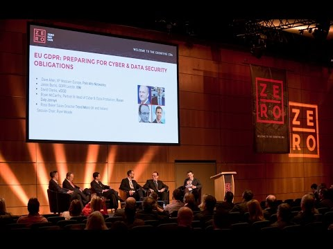 ZDC17: Panel Discussion - EU GDPR: Preparing For Cyber & Data Security Obligations