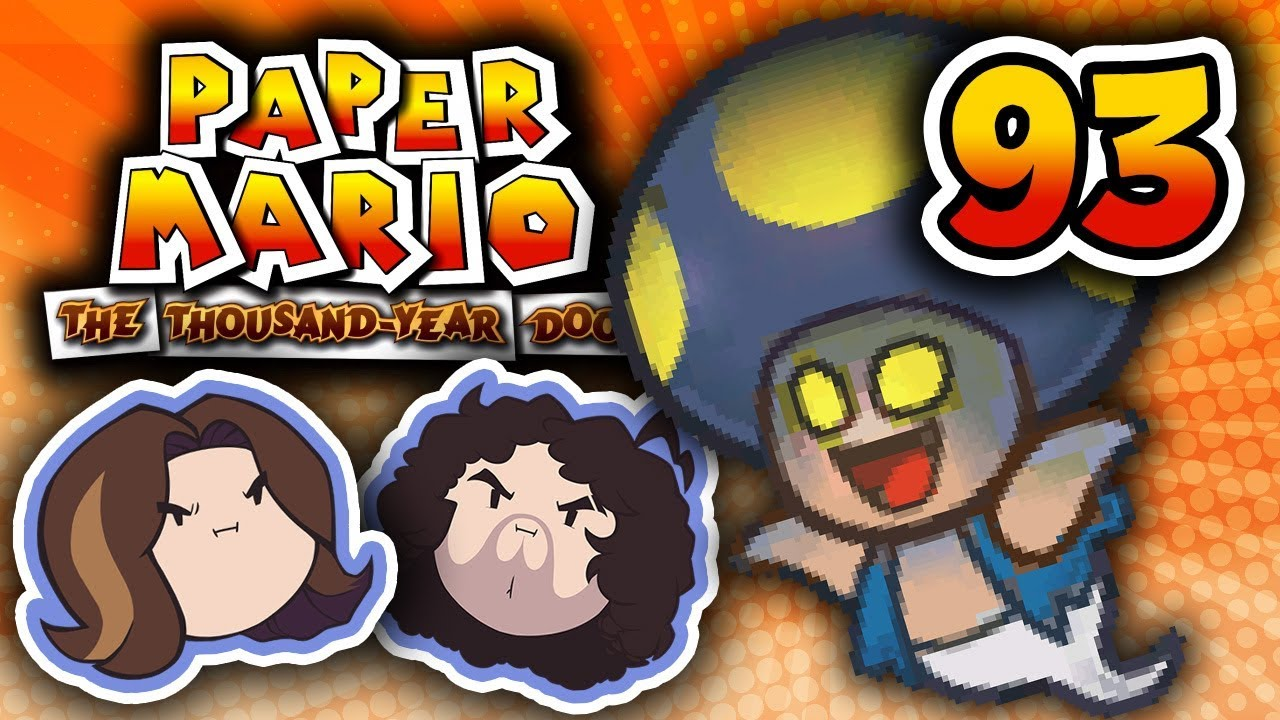 Paper Mario Ttyd The Diary Of Dead Toad Part 93 Game Grumps