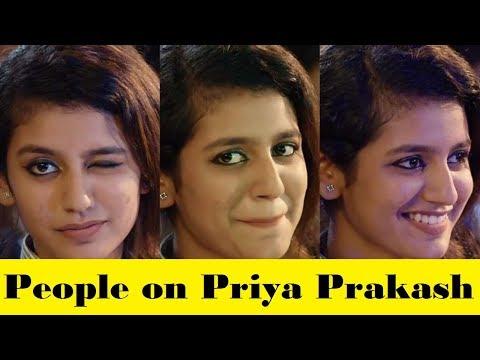 CG People on Priya Prakash  CG Funny Video Chhattishgarhi Comedy thumbnail