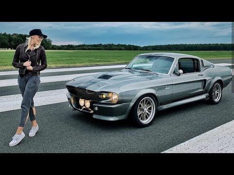 Image result for The $2 Million Mustang Eleanor!