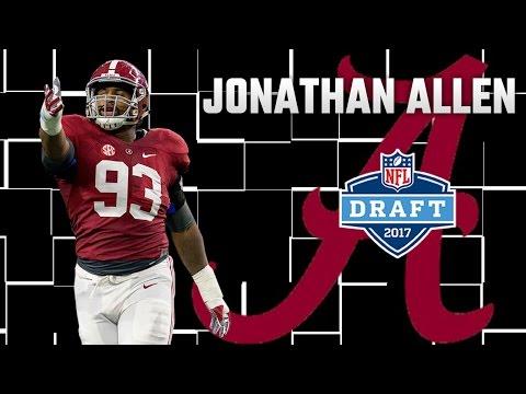 NFL Draft Profile: Jonathan Allen