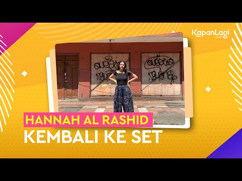 Hannah Al Rashid Kembali Jalani Syuting, Film Baru?