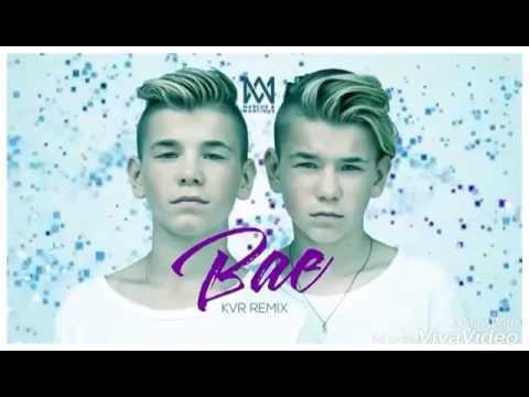 Marcus & Martinus - bae KVR remix