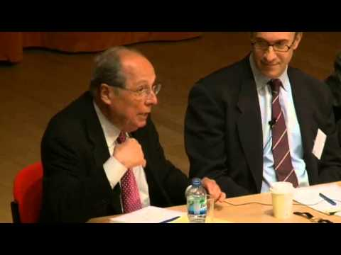 RES Conference 2012 - Guillermo Calvo, Lessons from the European Debt Crisis