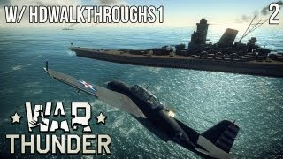 War Thunder: Episode 2 - Machine Gun Suicide