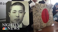 Man Travels 10,000 Miles To Return Flag To Fallen Soldier