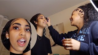 Brooklyn Gives Me A Makeover For The First Time (Horrible)! + We Talk About Our Relationship Issues