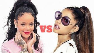 Gambar cover Ariana Grande vs Rihanna