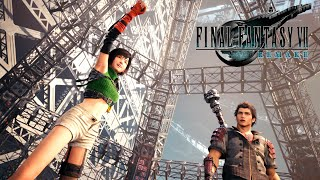 Final Fantasy 7: Intergrade (Yuffie DLC) - [Part 6 - Gigantipede Boss Battle] - No Commentary