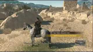 Metal Gear Solid V: The Phantom Pain on ASUS X550ZE (A10 7400P, R7 M265DX, 4GB RAM)