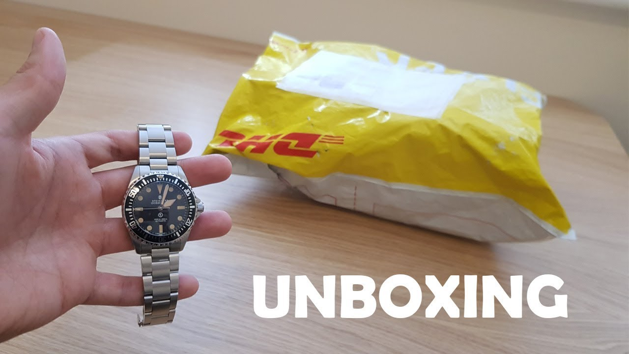 Steinhart Ocean Vintage Military (OVM) 39mm Unboxing and First Impressions