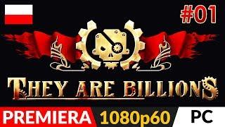 THEY ARE BILLIONS PL 💀 odc.1 (#1) 💪 A jakby tak połączyć RTS i Tower Defense | Gameplay po polsku